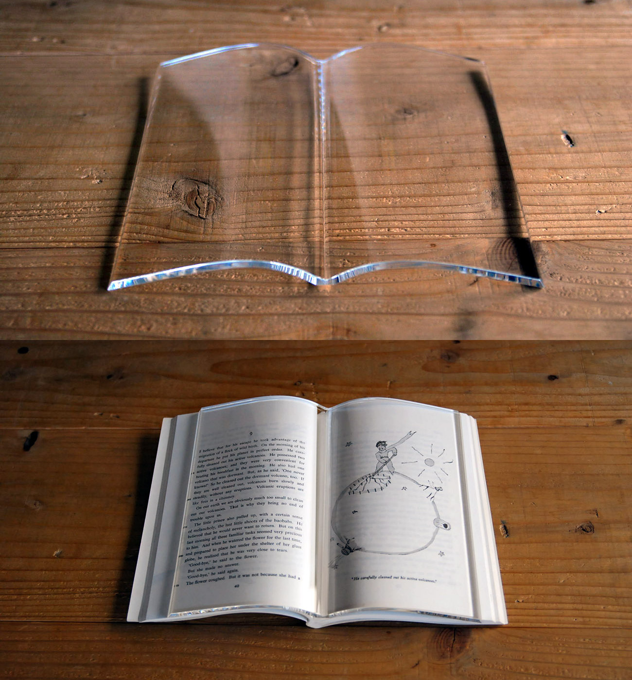 Clear Book Page Weight Stuff You Should Have