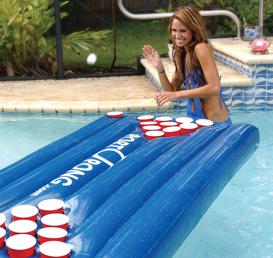 Inflatable Beer Pong Table Stuff You Should Have