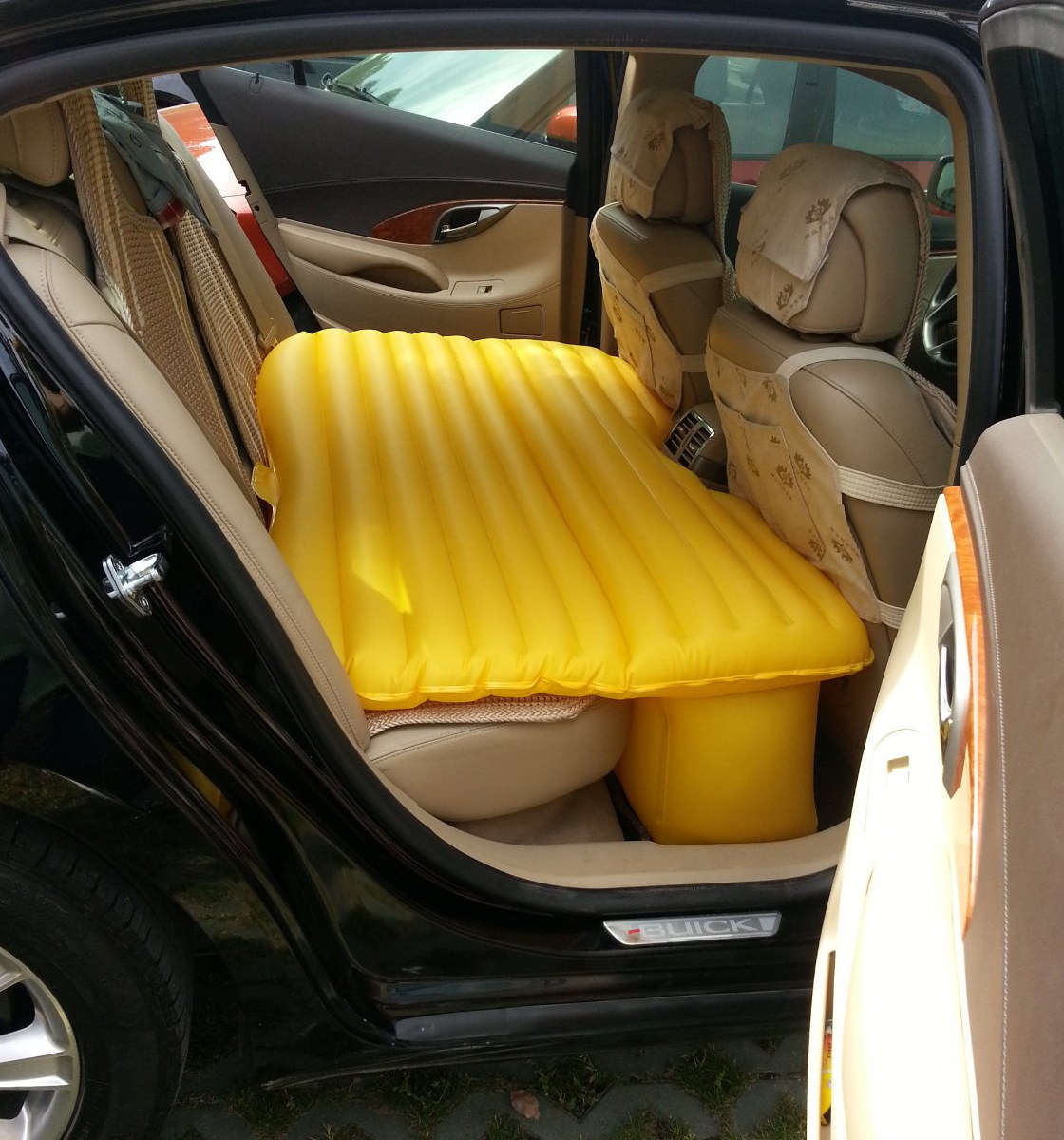 Inflatable Car Backseat Mattress Stuff You Should Have