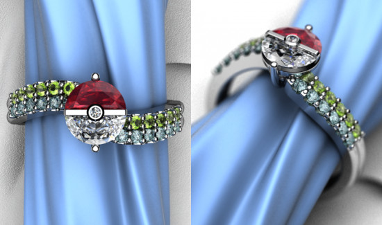 Pokemon Engagement Ring Stuff You Should Have