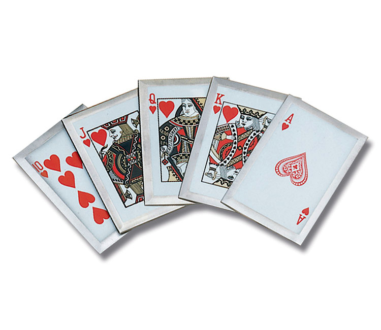 Throwing Cards Knife Set Stuff You Should Have